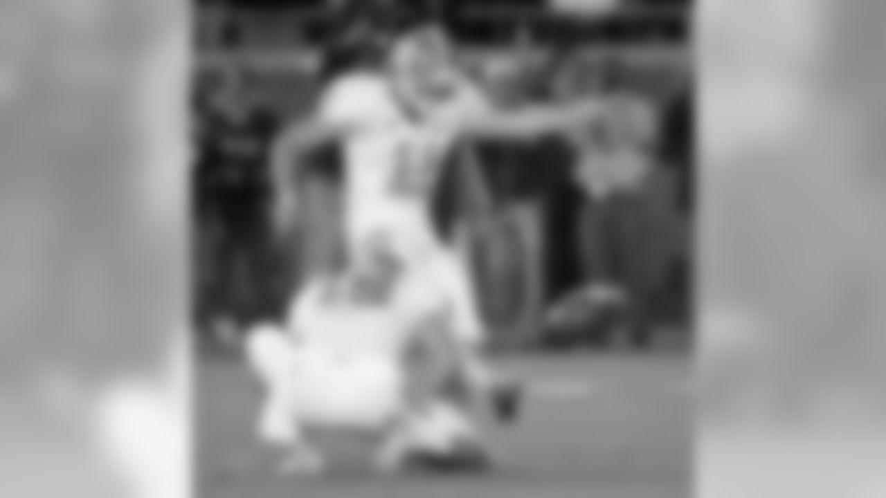Casey Barth, kicker, North Carolina
