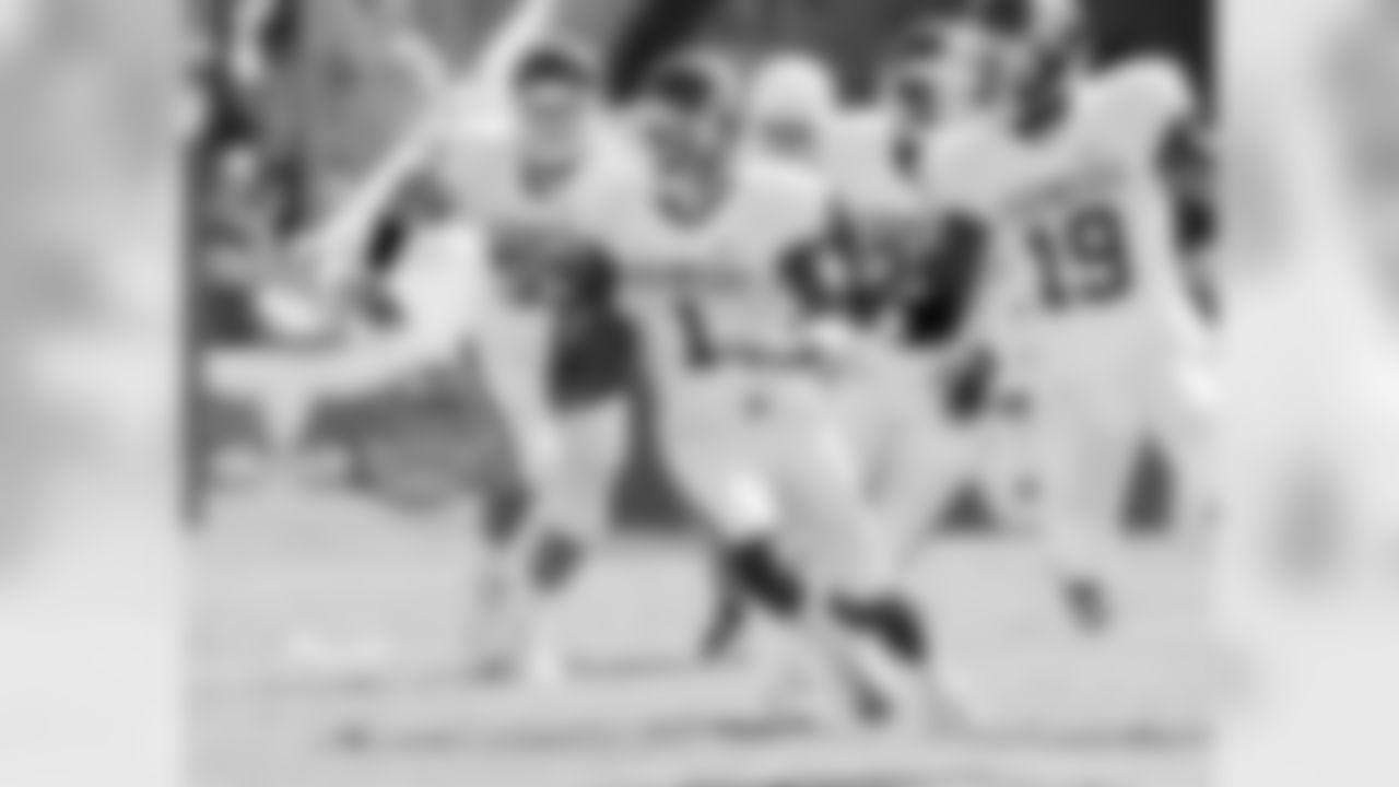 Franks Selected in NFL Draft