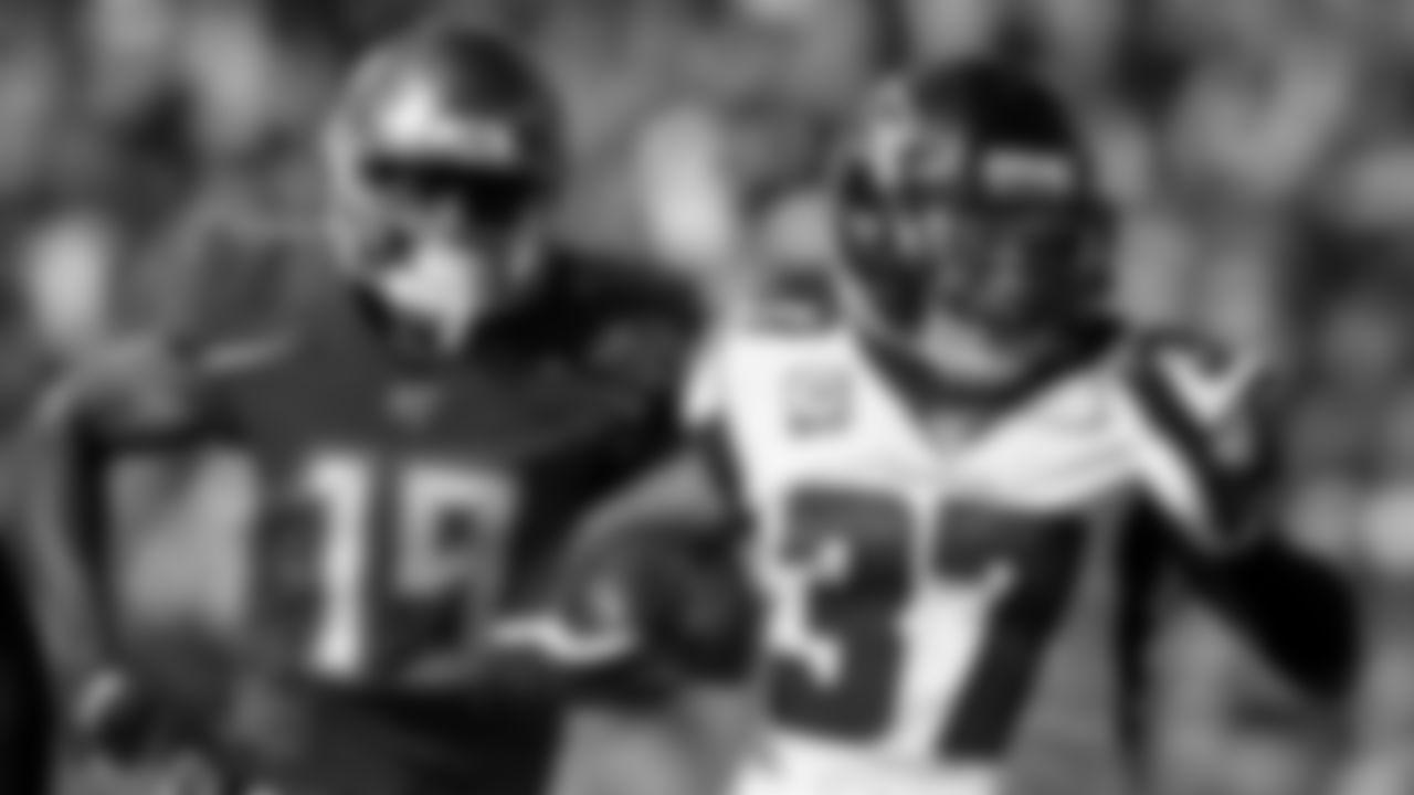 Ricardo Allen   2014 NFL Draft Round 5 No. 147 Overall  (Photo by Kara Durrette/Atlanta Falcons)