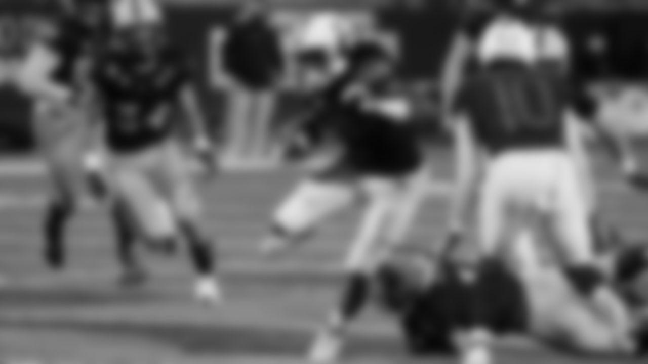 Arizona running back Gary Brightwell (0) in the first half during an NCAA college football game against Arizona State, Friday, Dec. 11, 2020, in Tucson, Ariz. (AP Photo/Rick Scuteri)
