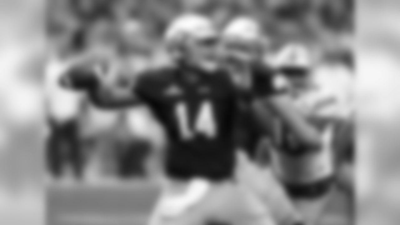 Quarterback: DeShone Kizer, Notre Dame