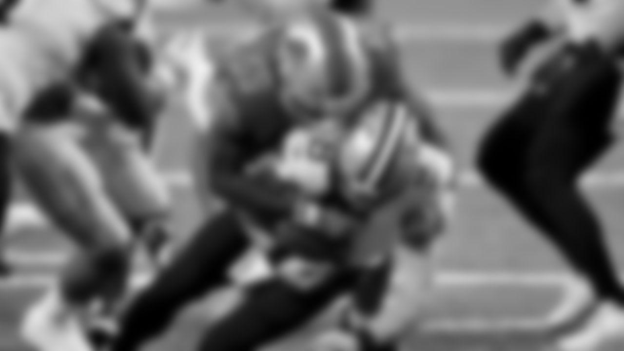 LB Reggie Ragland sacks QB Drew Brees