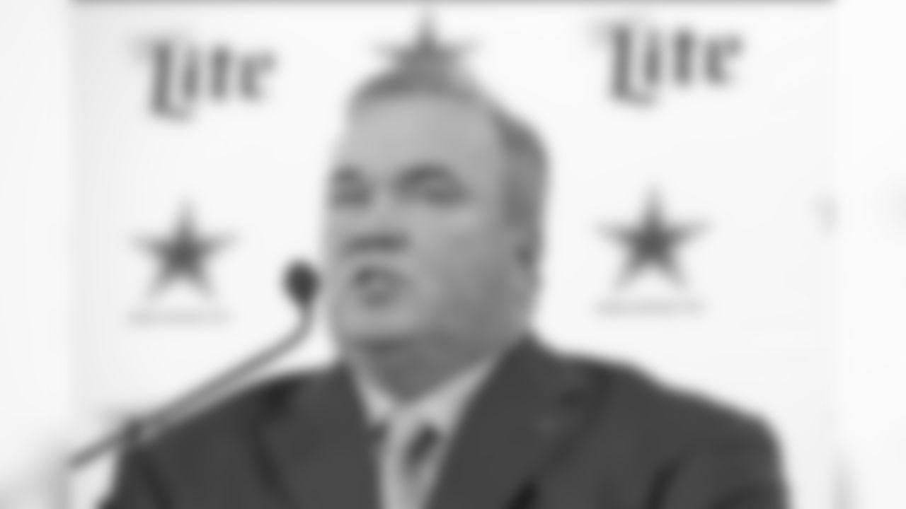 Head Coach Mike McCarthy  (James D. Smith via AP)