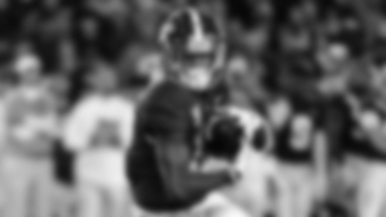 Alabama wide receiver Henry Ruggs III in an NCAA football game Saturday, Nov. 9, 2019, in Tuscaloosa, Ala. (AP Photo/Vasha Hunt)