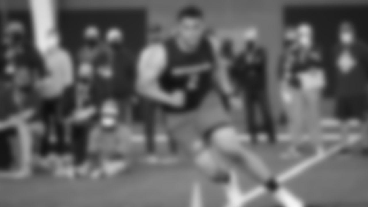 Northwestern OL Rashawn Slater