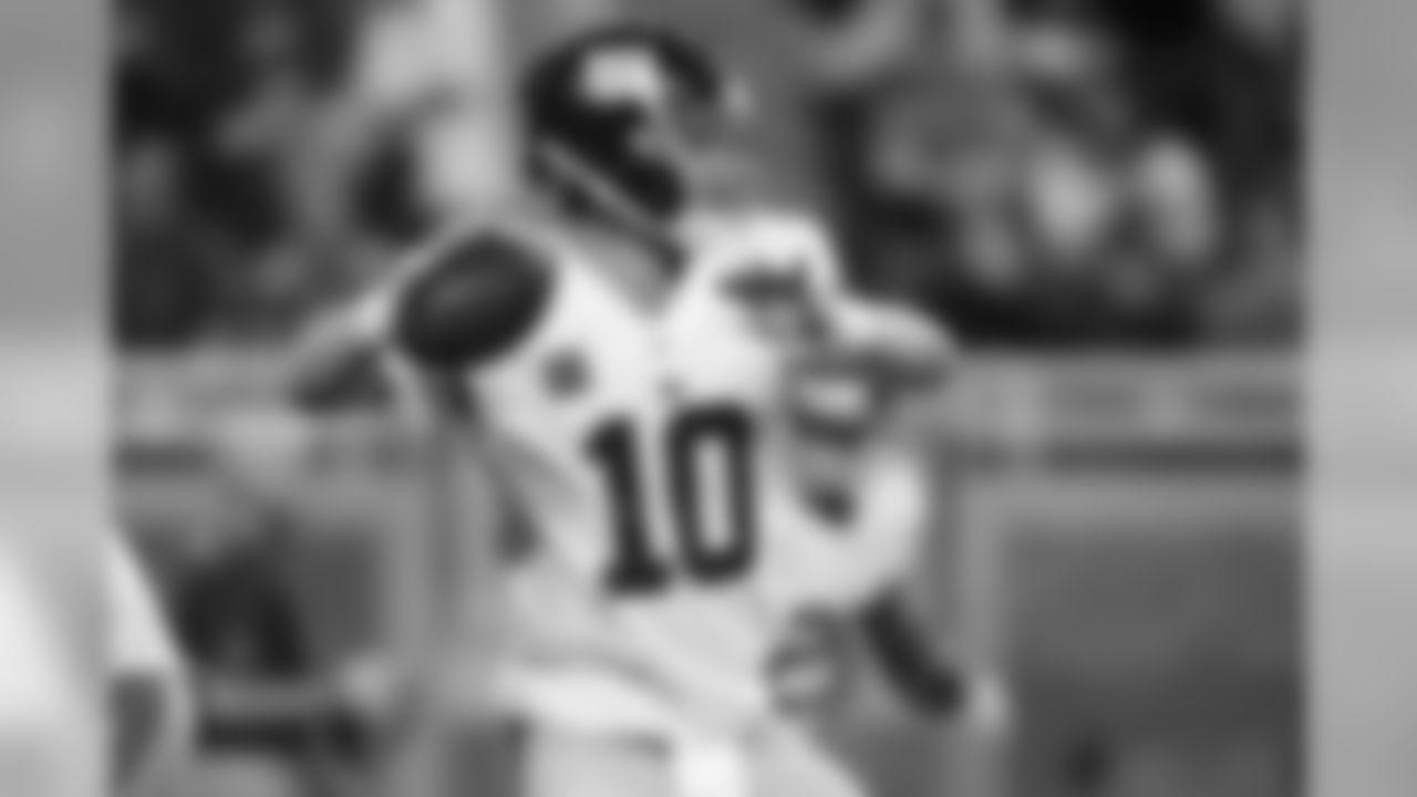 11) Eli Manning, New York Giants