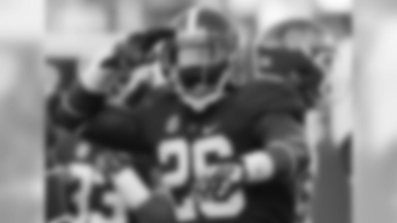 New York Giants (trade): Safety Landon Collins