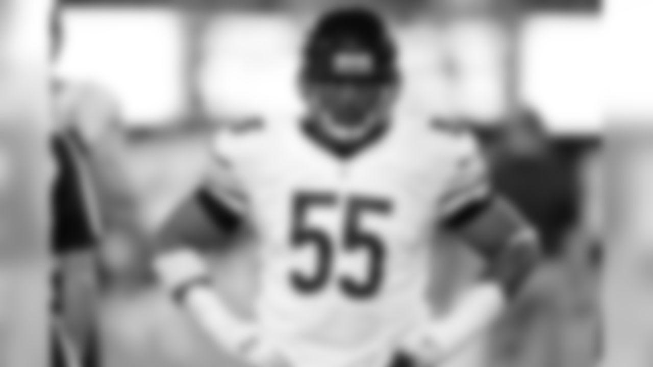 Lance Briggs, Bears