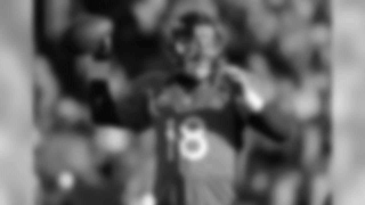 4) Peyton Manning, Denver Broncos