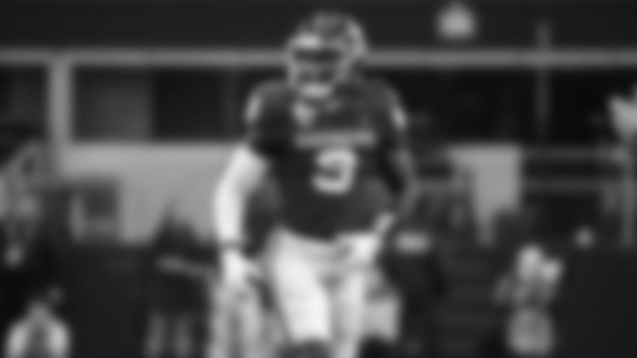Oklahoma linebacker Kenneth Murray (9) during the Big 12 Championship game against Baylor Saturday, Dec. 7, 2019, in Arlington, Texas. (AP Photo/Brandon Wade)