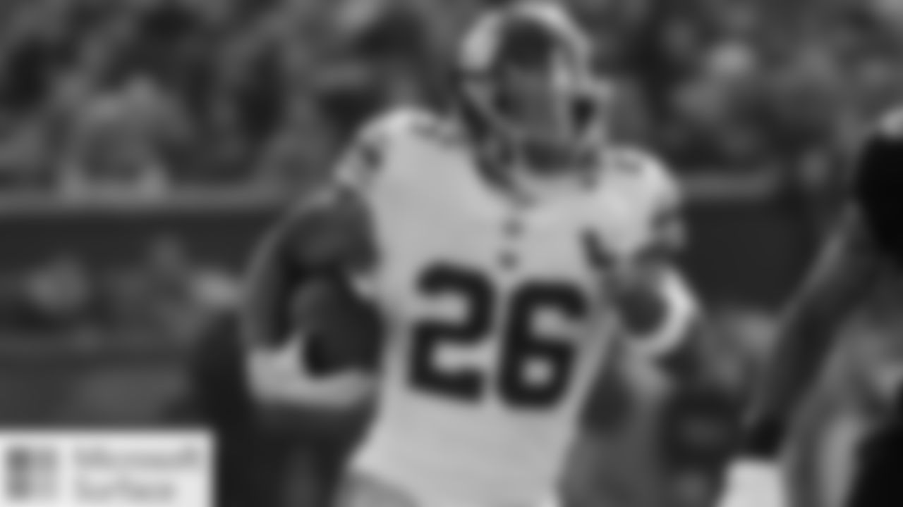 RB SAQUON BARKLEY  The second overall pick needs one more touchdown to break the franchise rookie record of 12 set by Bill Paschal in 1943, and matched by Odell Beckham Jr. in 2014.