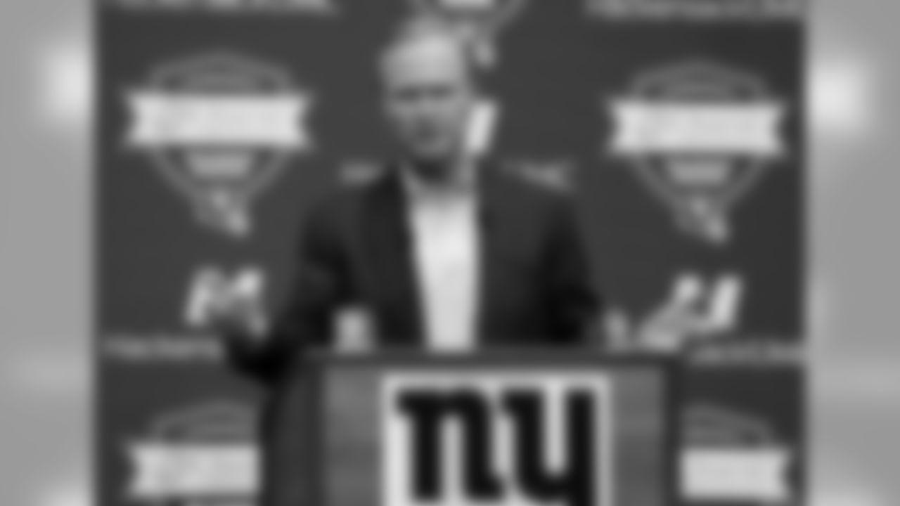 Giants CEO and President John Mara