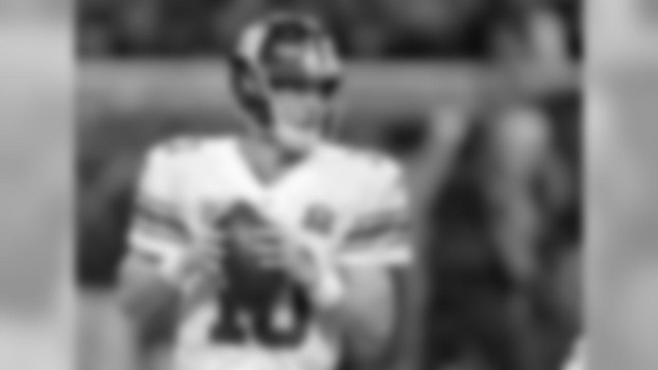 QB: Eli Manning, Giants
