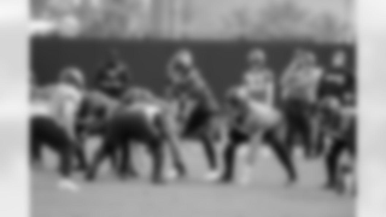Jacksonville Jaguars during a practice session, Wednesday, Nov. 4, 2020 in Jacksonville, Fla.