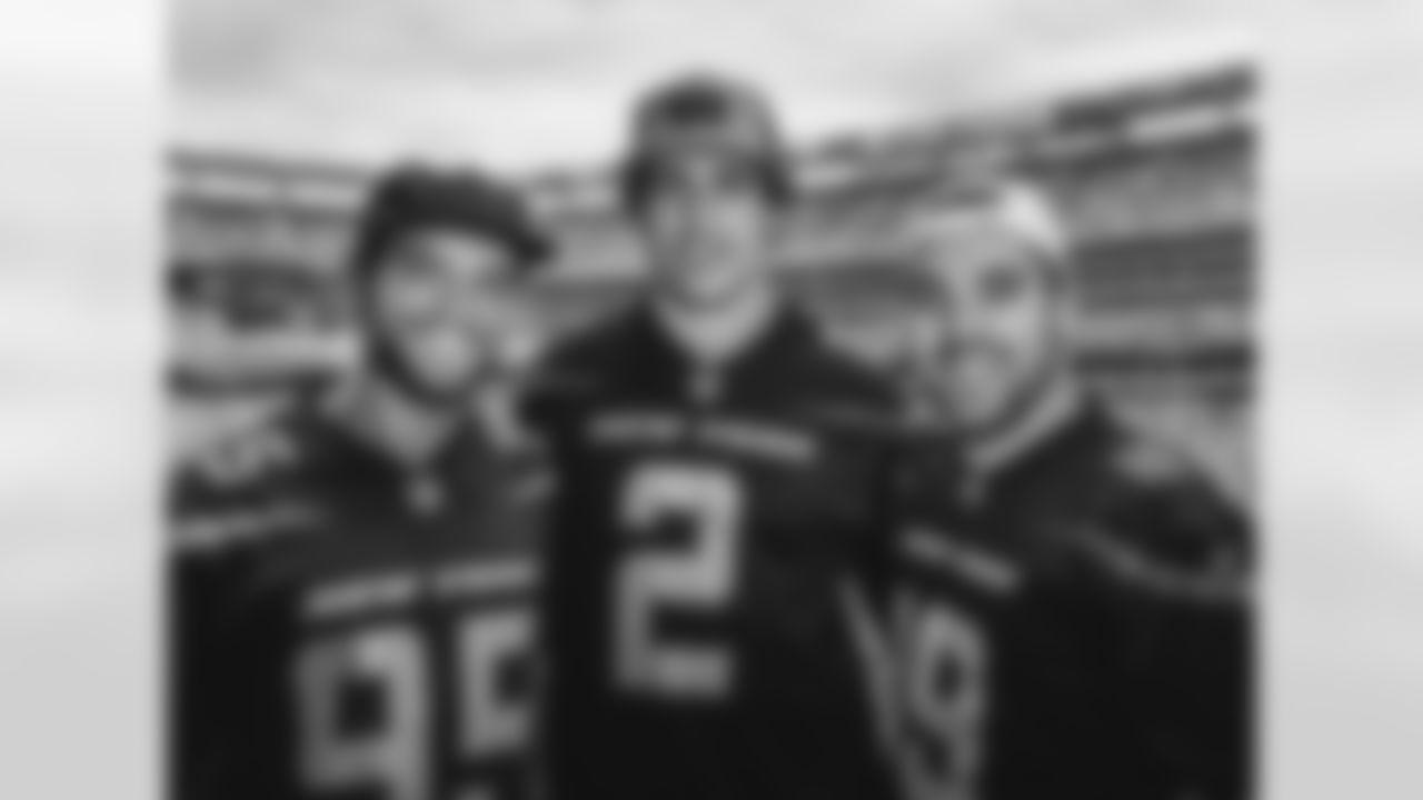 Chase Deleo, Miles Wood & Nate Belliveau - New Jersey Devils