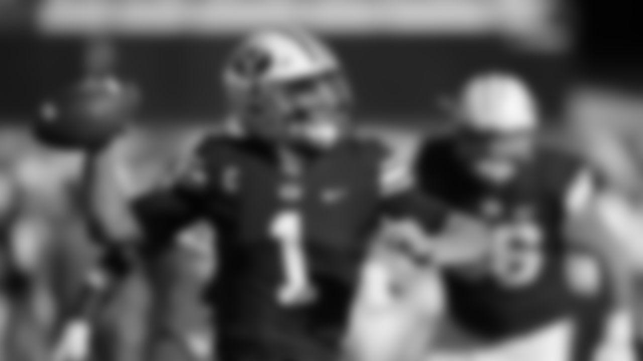 QB Zach Wilson, BYU (No. 2, Rd. 1)