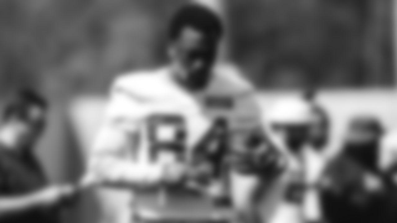 WR Corey Davis
