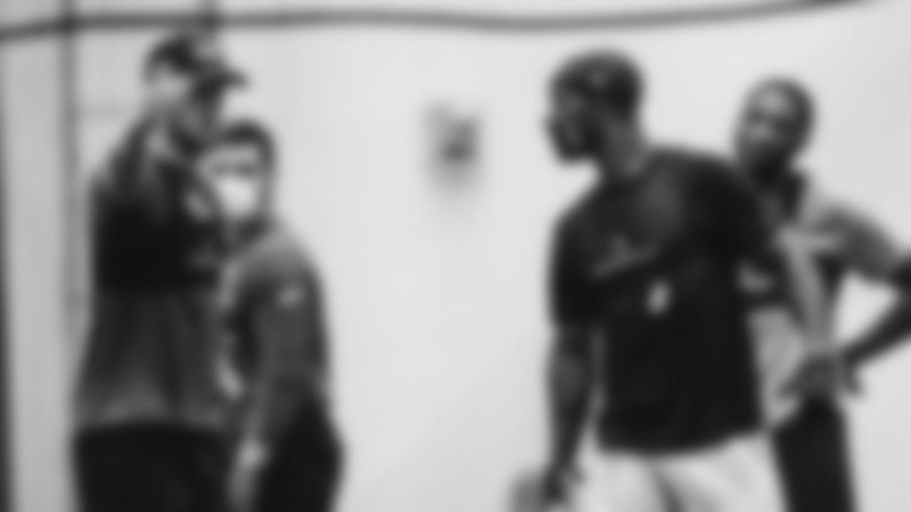 QB Sam Darnold & RB Le'Veon Bell