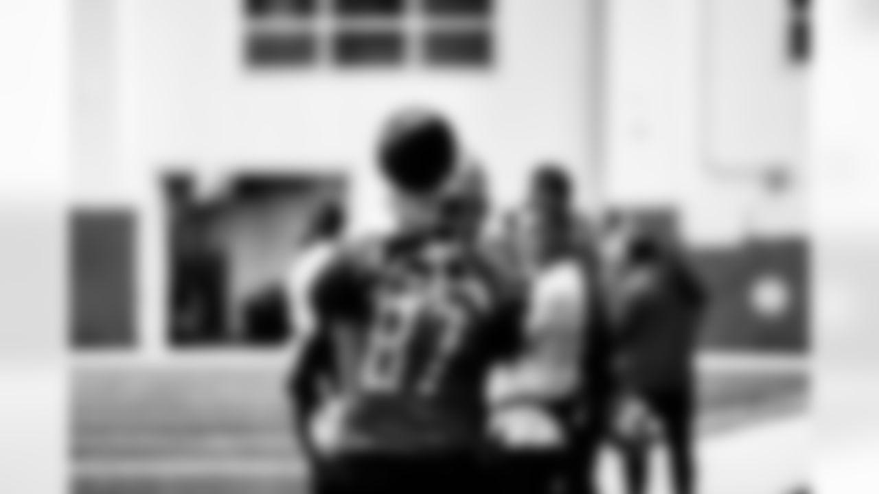 Detroit Lions wide receiver Quintez Cephus (87) during Lions practice at the Training Facility in Allen Park, MI on September 23, 2021. (Jeff Nguyen/Detroit Lions)