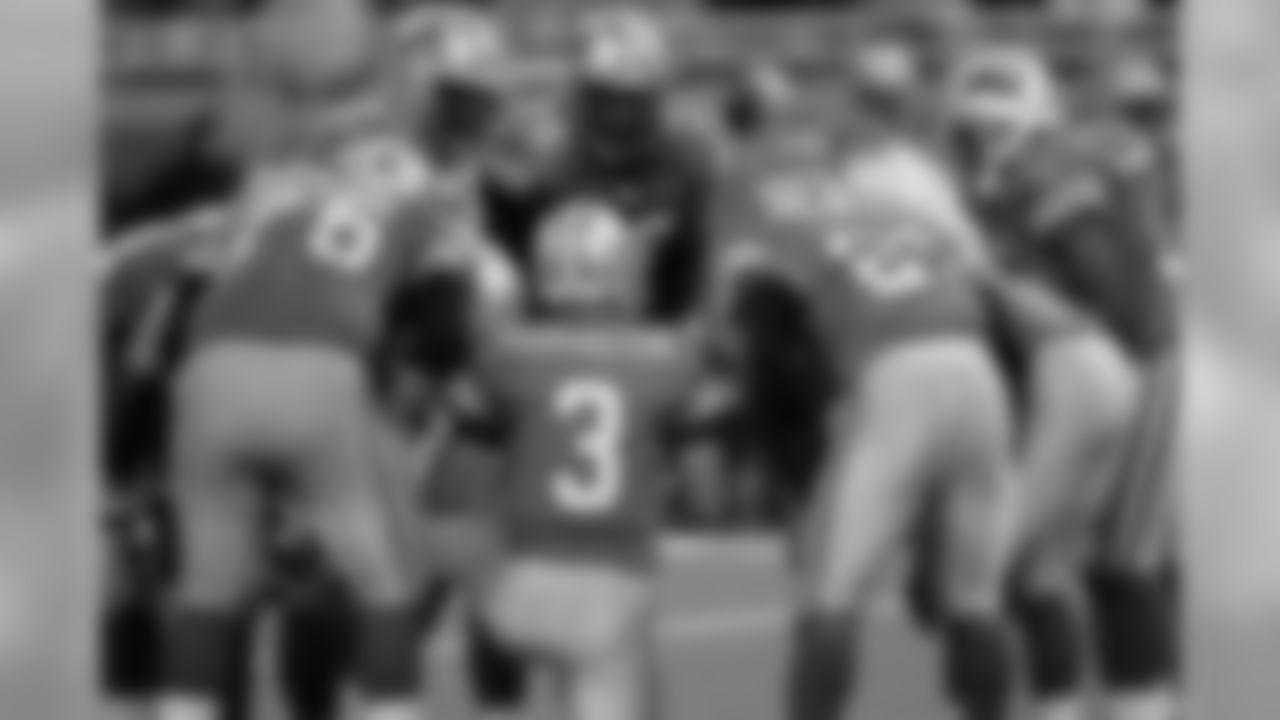 Oct. 9, 2005: Lions 35, Ravens 17