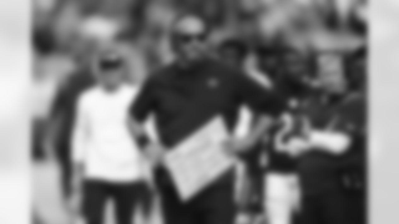 Head Coach Matt Nagy  Offensive Coordinator: Bill Lazor  Defensive Coordinator: Sean Desai  Special Teams Coordinator: Chris Tabor