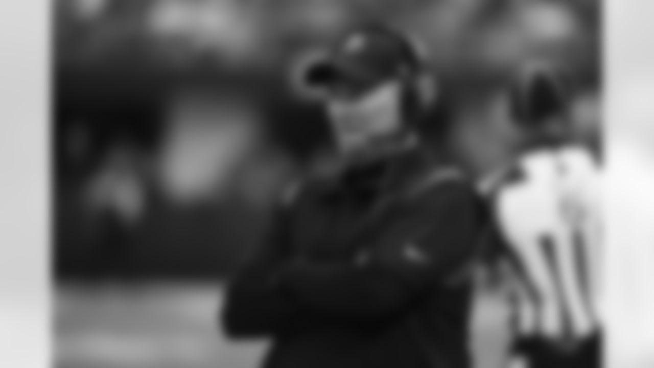 Head Coach: Mike Zimmer  Offensive Coordinator: Klint Kubiak  Defensive Coordinator: Andre Patterson  Special Teams Coordinator: Ryan Ficken