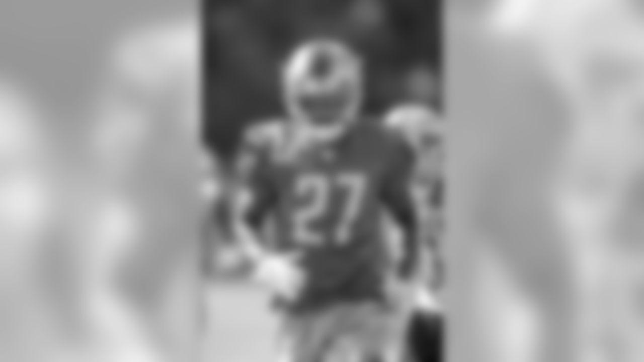 Detroit Lions cornerback Justin Coleman (27) during practice at the Detroit Lions training facility Thursday, Sept. 19, 2019 in Allen Park, Mich. (Detroit Lions via AP)