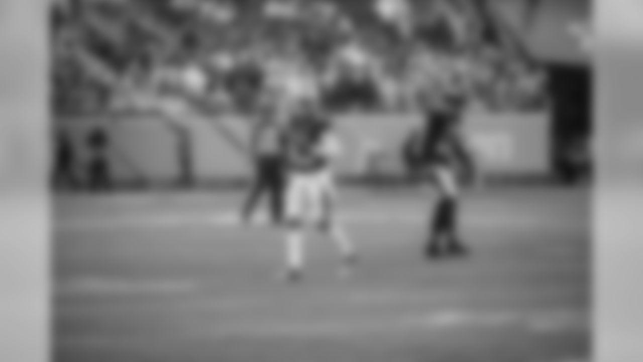 Detroit Lions cornerback Darius Slay (23) during the Pro Bowl on Sunday, Jan. 27, 2019 in Orlando, Fla. (Detroit Lions via AP)