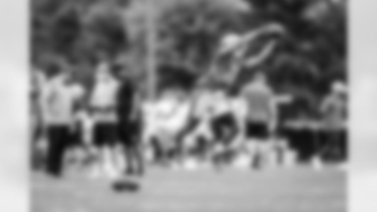 Detroit Lions wide receiver Kalif Raymond (11) during minicamp at the Training Facility in Allen Park, MI. 2021 (Josh Mandujano/Detroit Lions)