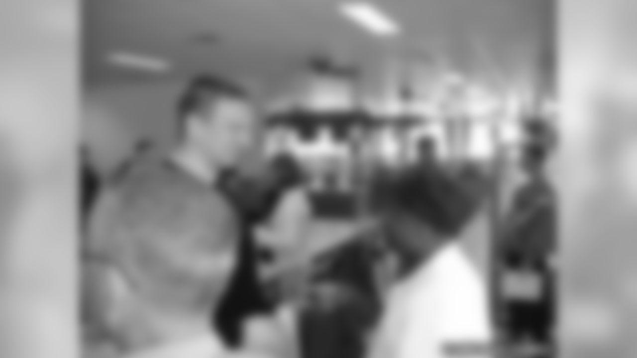 Kampman Visits With U.S. Troops In Germany