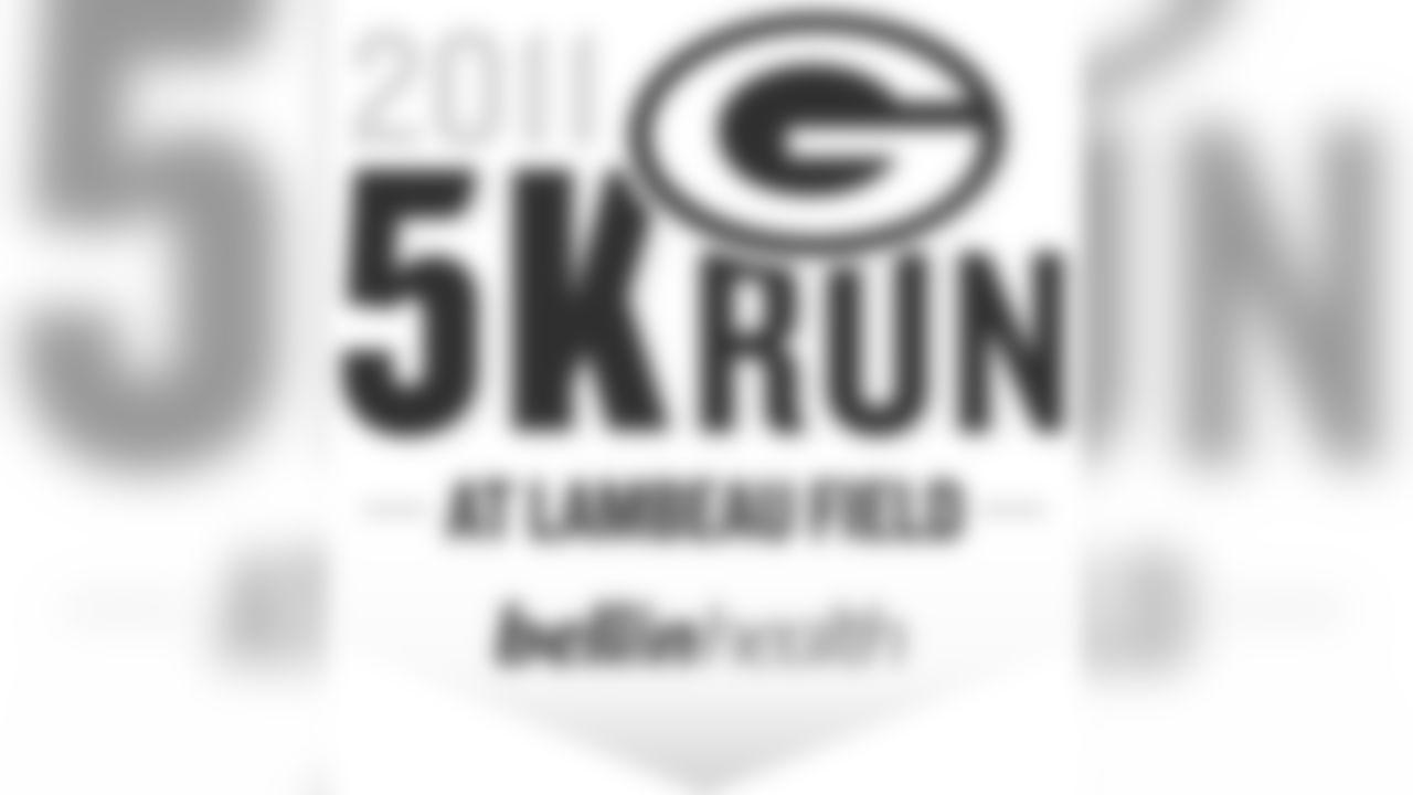 2011 Packers 5k Run presented by Bellin Health