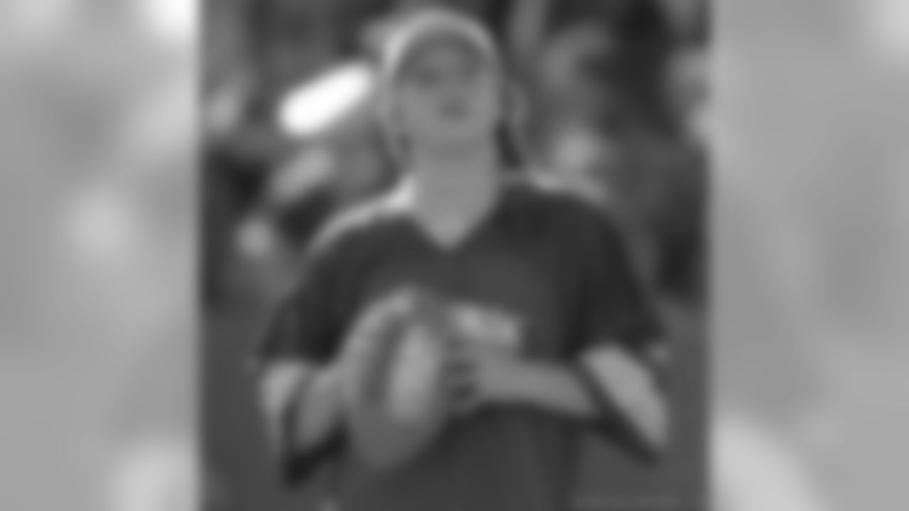 NFL Punt, Pass and Kick Competition