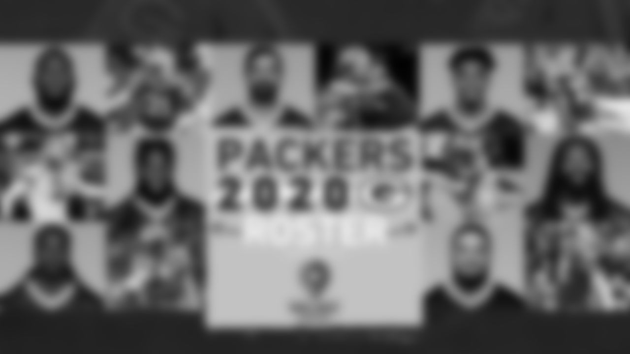 Packers 2020 Roster