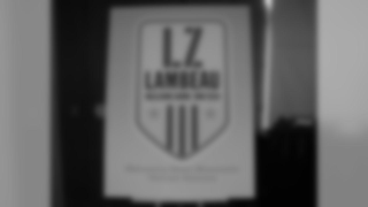 LZ Lambeau Press Conference
