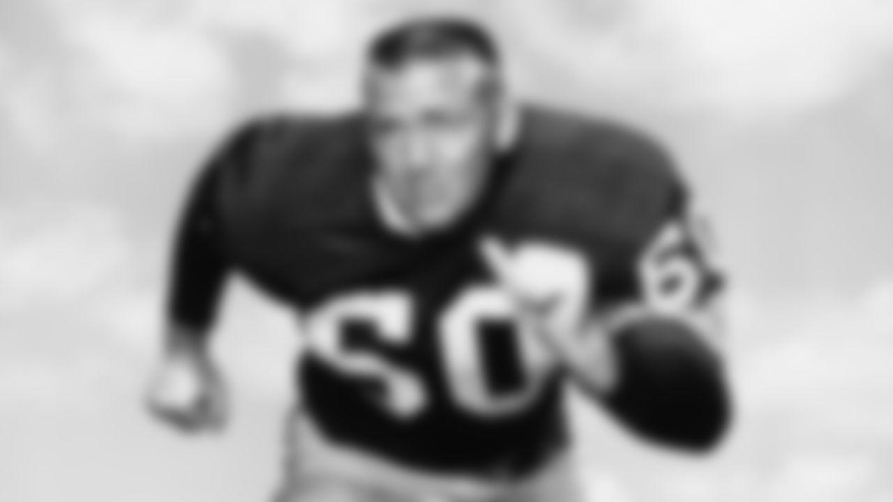 LB Lee Roy Caffey (1964-69)
