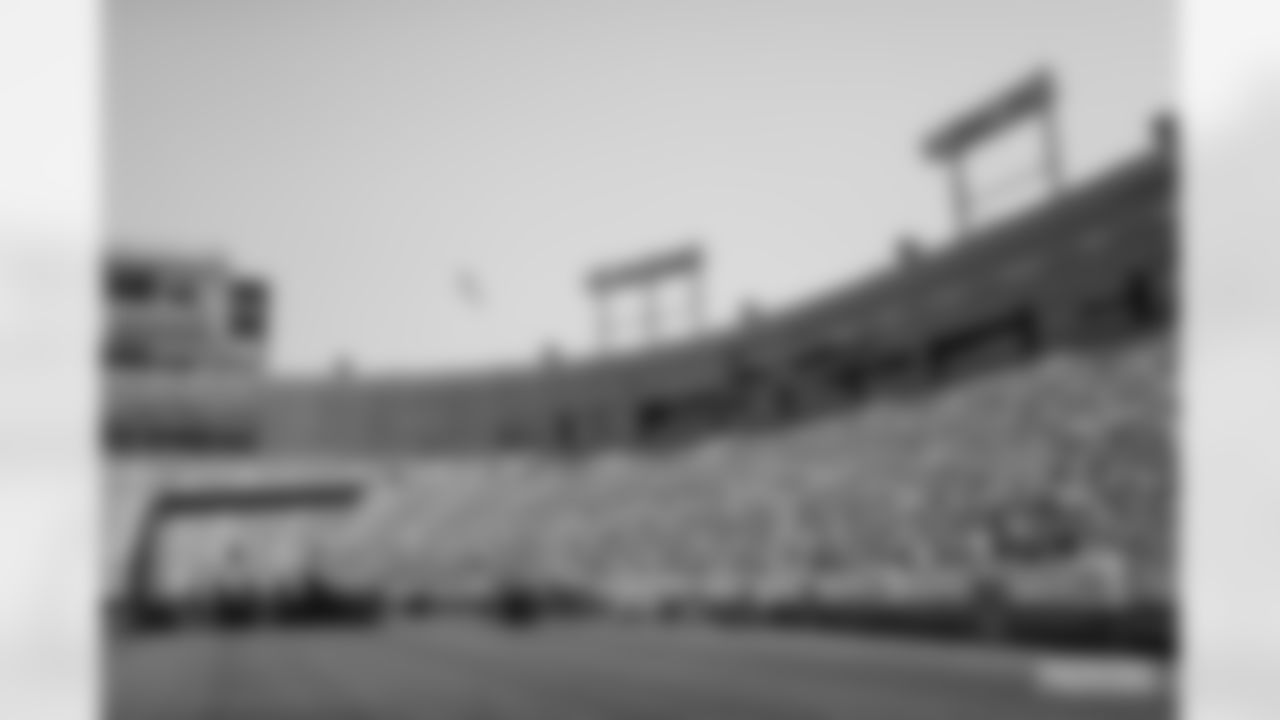 2021 Packers Shareholders Meeting