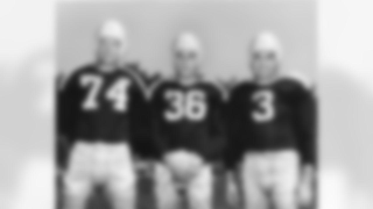 B Tony Canadeo (1941-44, 46-52)