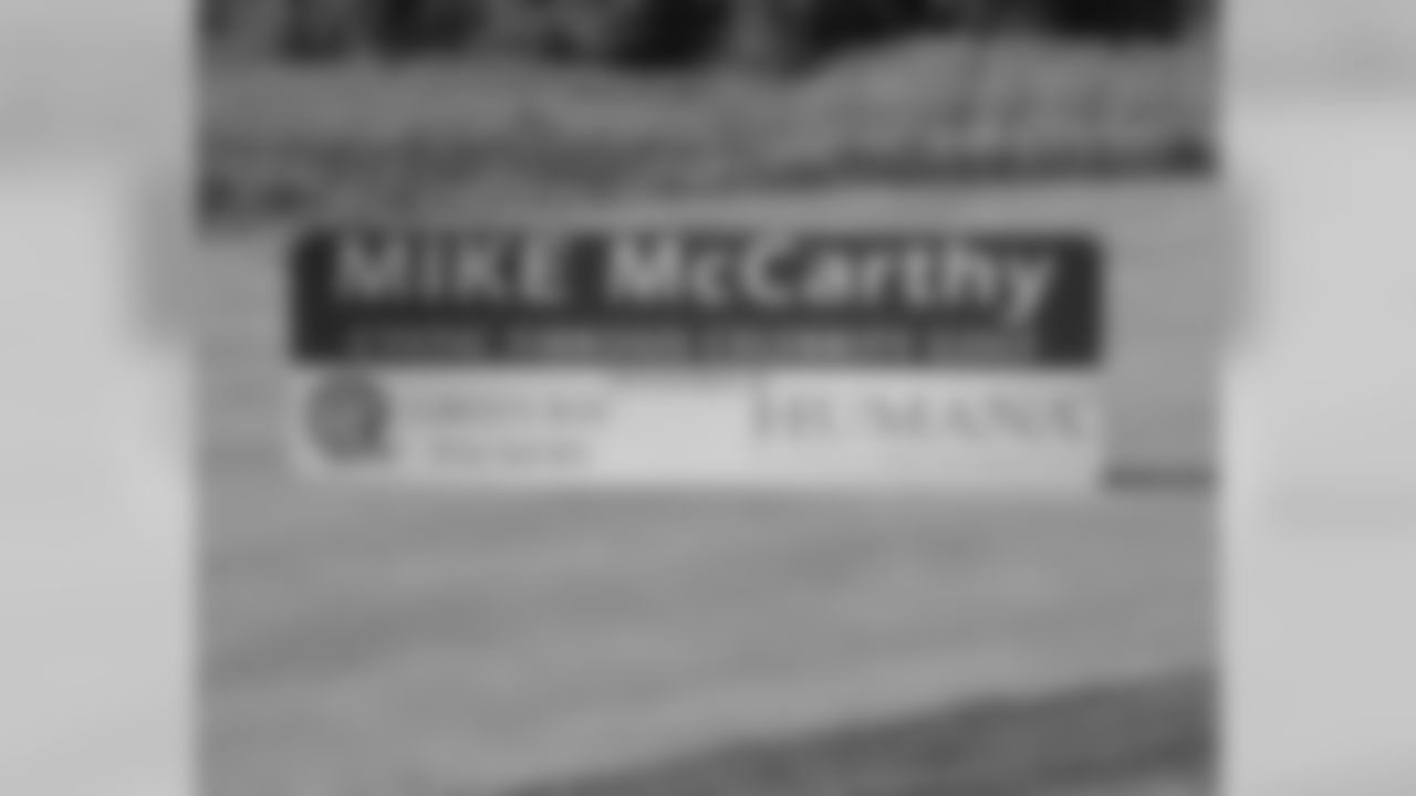 Mike McCarthy Celebrity Golf Open