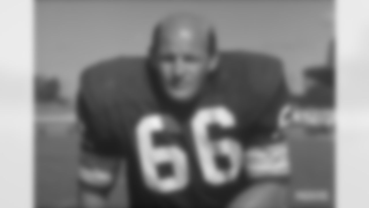 LB Ray Nitschke (1959-72)