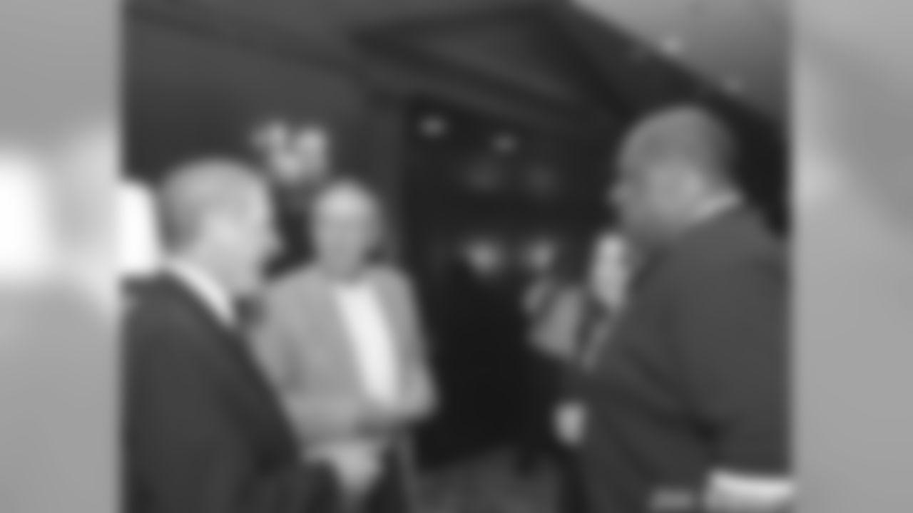 James Lofton Hall of Fame Reception