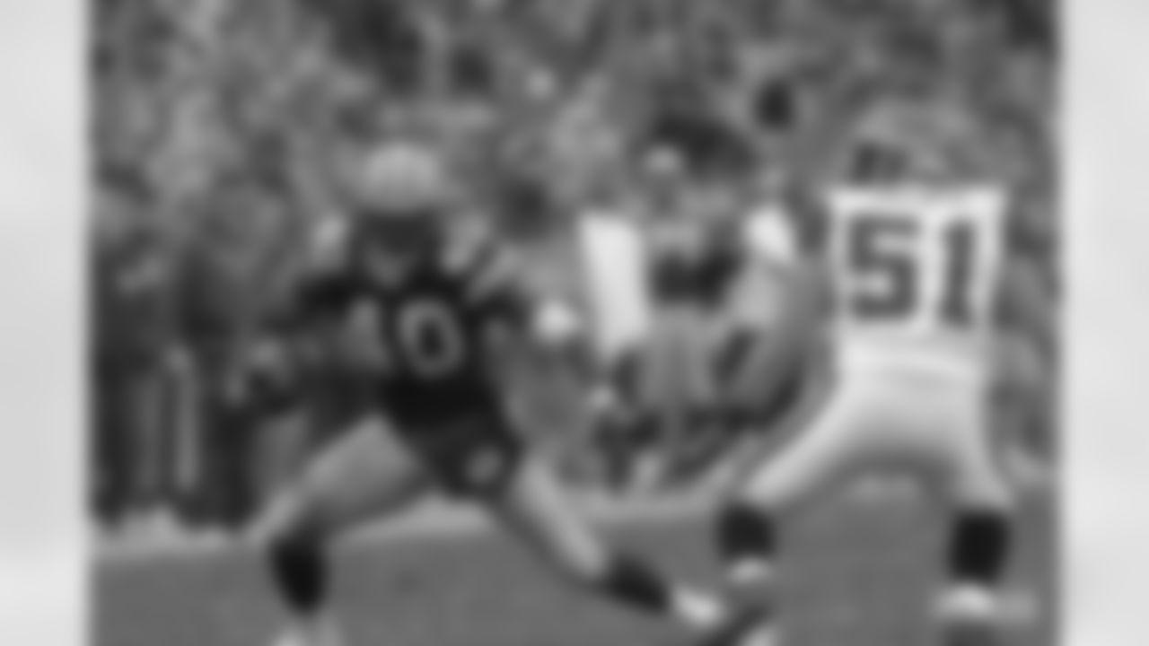 RB Tony Fisher (2002-05)