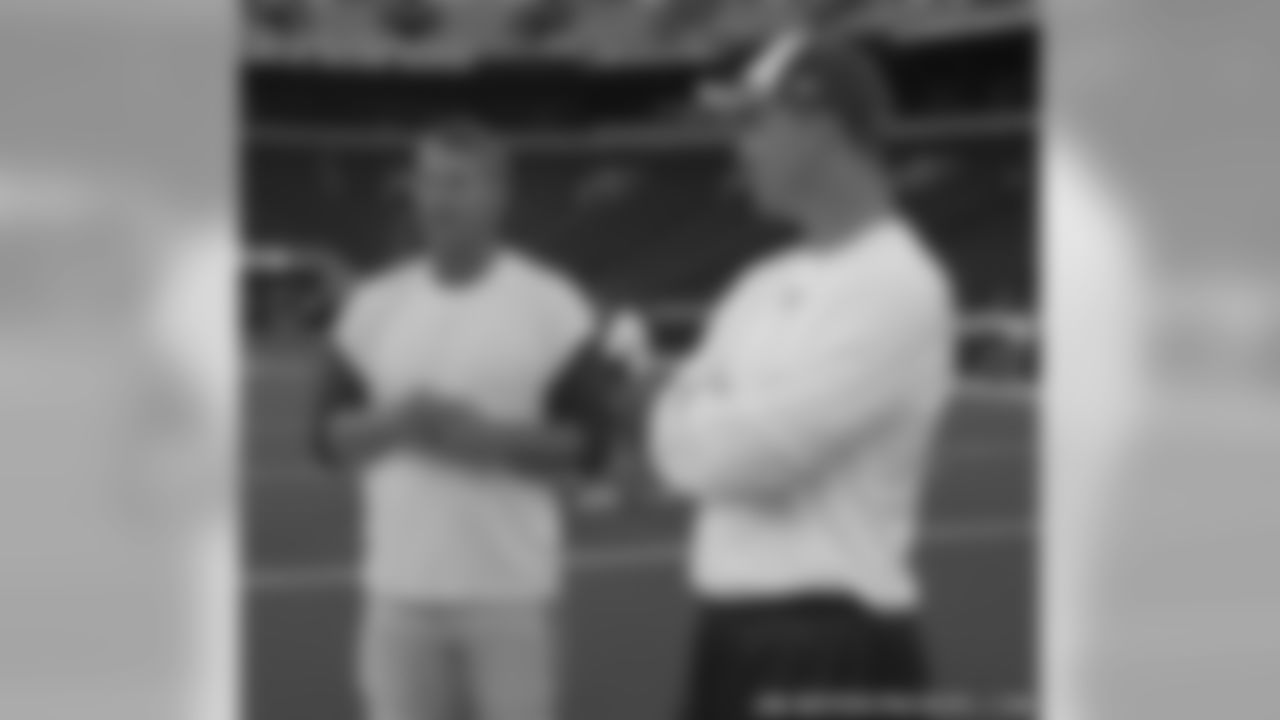 Brett Favre & Peyton Manning