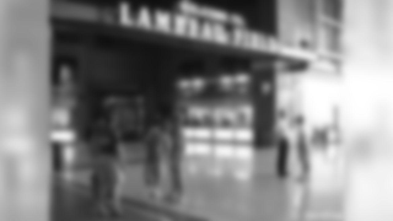 Lambeau Field Atrium Eateries