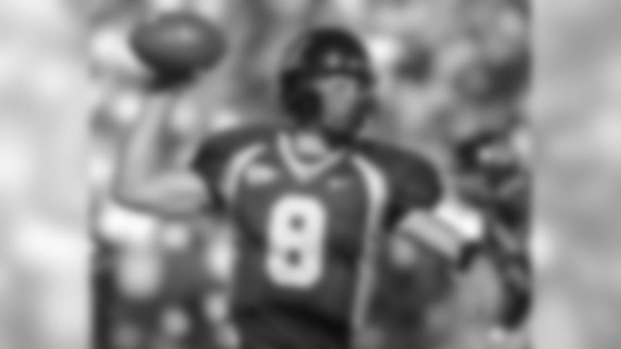 12 - Aaron Rodgers - California