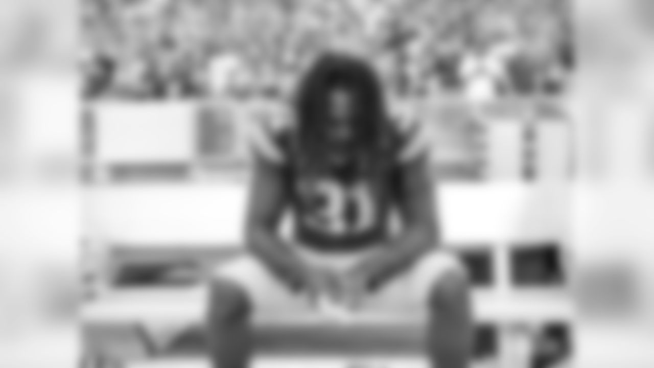 Recently retired Packers CB Davon House.