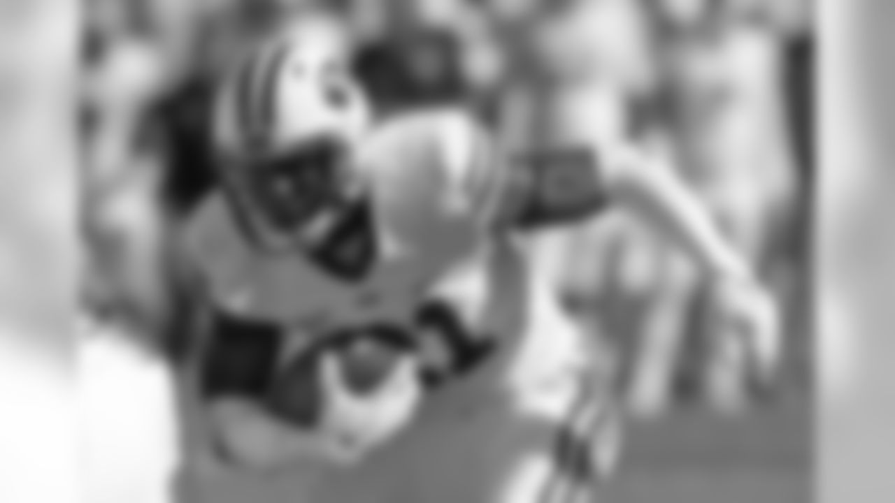 30 - RB Jamaal Williams - Brigham Young