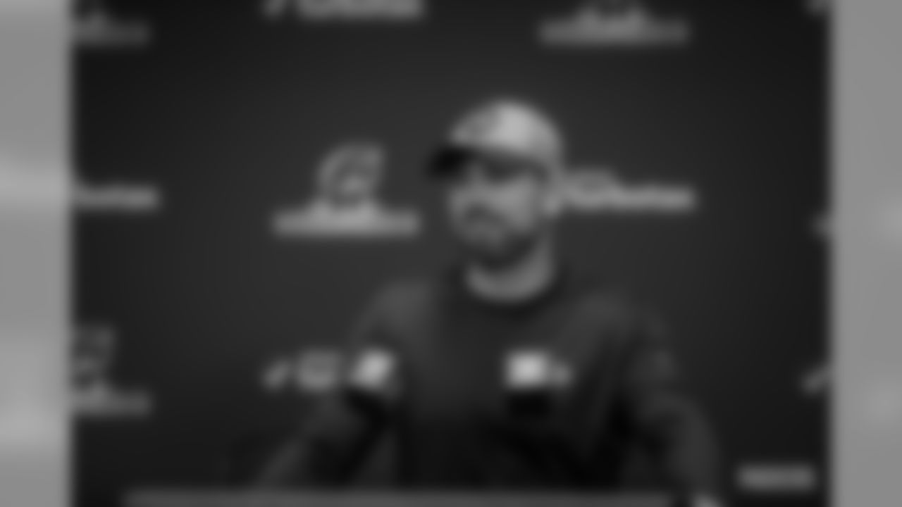 Green Bay Packers Head Coach Matt LaFleur