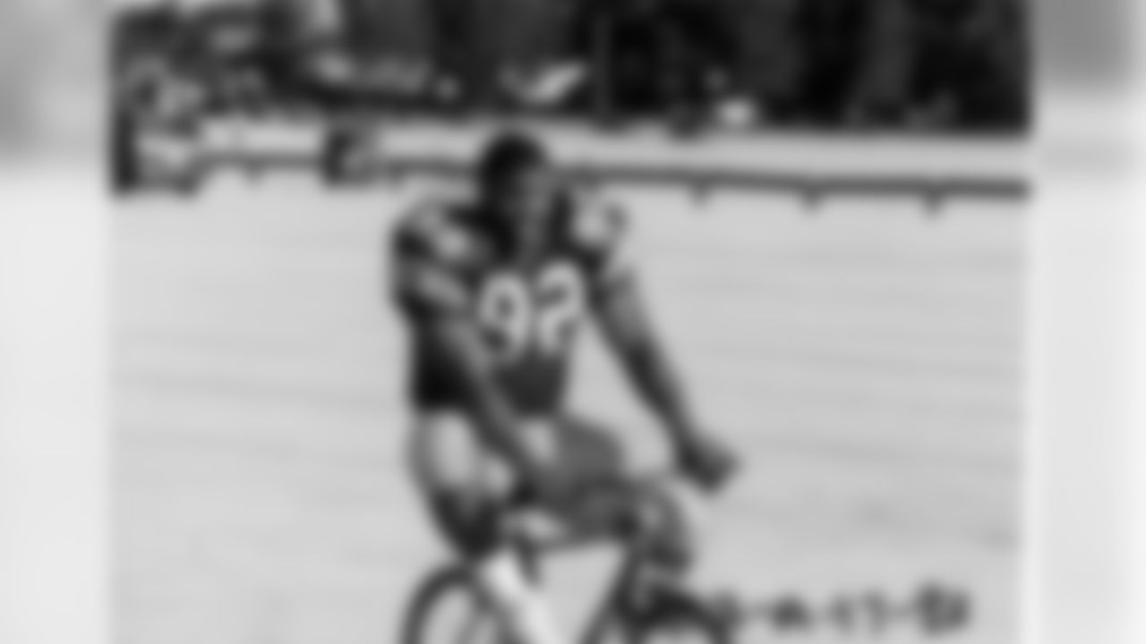 August 17, 1993 - Reggie White