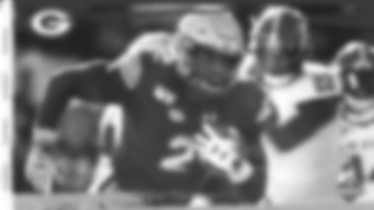 Packers RB AJ Dillon
