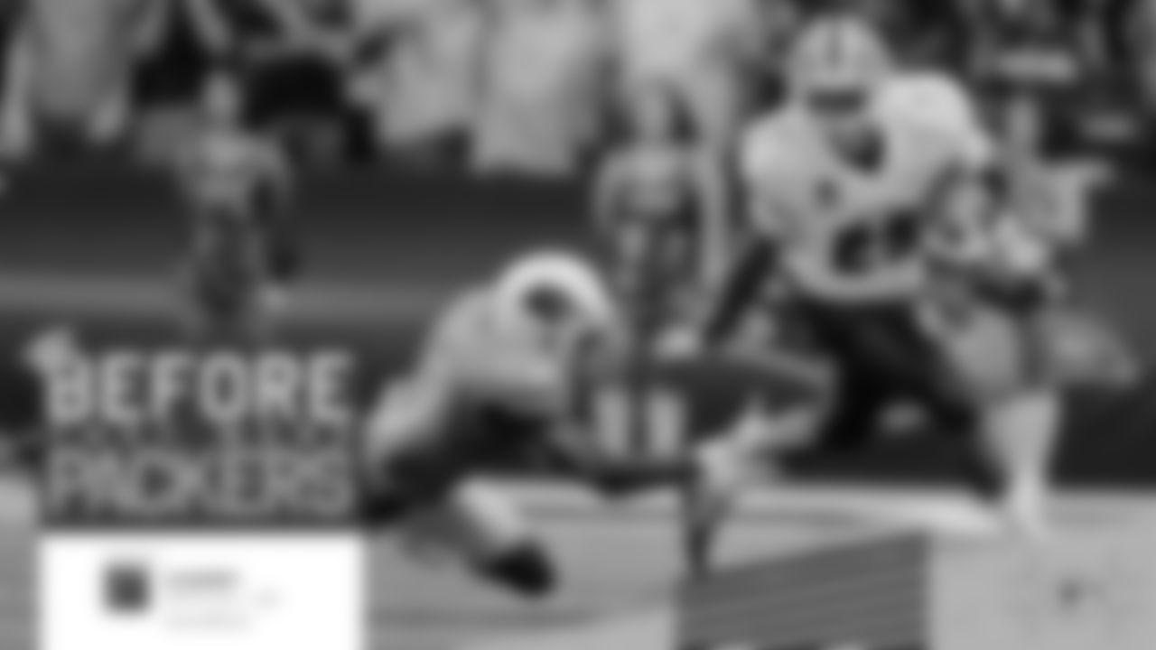 33 - RB Aaron Jones - Texas-El Paso